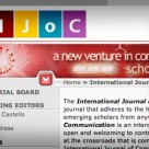 Review by Andrew Schrock in IJOC